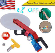 """Universal Airless Paint Sprayer Spray Guide Accessory For Titan Wagner 7/8"""""""