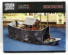 Plast Craft Games FK034 Sekibune (ColorED) Fukei Kensei Japanese Warship Ship