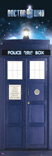 DP0387 DOCTOR WHO Tardis Door Poster 53x158 cm 150gsm