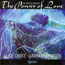 The Power of Love: An English Songbook (CD, 2012, Hyperion) new