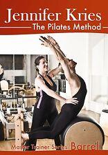 Jennifer Kries Master Trainer Video on DVD - Pilates Barrel