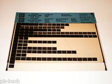 Microfich Ersatzteilkatalog Triumph Dolomite 1850 bis 1976 Stand 09/1978