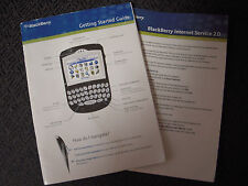 """Blackberry 7250 """"Getting Started"""" Guide"""