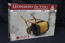 ITALERI kit Leonardo da vinci mechanical drum n°3106