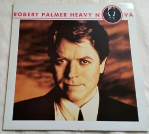 "Robert Palmer - Heavy Nova -  12"" Vinyl Album 1988"