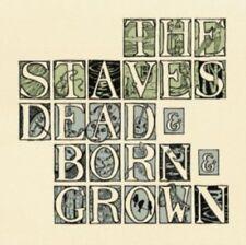 Staves - Dead & Born & Grown (Caja) Nuevo CD
