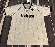 VTG 90s 1997/1998 Borussia Monchengladbach Germany Bundesliga Soccer Jersey Kit