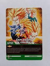 Carte Dragon ball Z Explosion de Colère ! DB-689