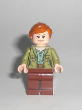 LEGO Jurassic World - Claire Dearing - Minifig Figur Dino Dinosaurier Owen 75930