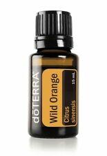 New Sealed Doterra Wild Orange 15 ml