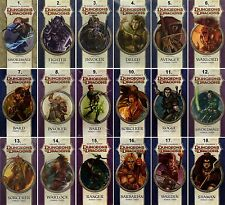 Dungeons & Dragons-D&D-Power Cards-Martial-Arcane-Forgotten Realms-Divine-rare