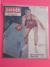 Don Schlundt Indiana basketball Parade magazine The Washington Post Dec 12, 1954