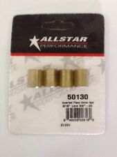 """FMR BRAKE LINE BRASS UNION TEE 3//16/"""" INVERTED FLARE 3//8-24 ALL SIDES TE-01"""
