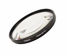 Tridax Nahlinse Close-Up 72 mm Macro +10 mit Filtertasche