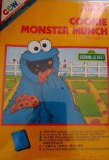 Cookie Monster Munch Atari VCS 2600 (módulo, embalaje, guía) nuevo & OVP