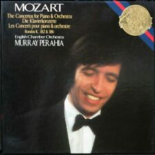 MOZART COMPLETE PIANOCONCERTOS - PERAHIA: CBS 42055 - 13X LP NM