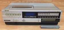 Genuine Vintage Sanyo (VCR4400) Beta BII / III Video Cassette Recorder **READ**