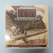 Vintage Star Wars Return of the Jedi Battle at Sarlacc's Pit Game MISB