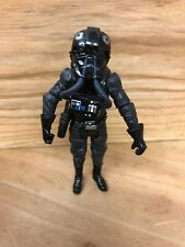 STAR WARS TIE Fighter Pilot Loose & complete 3 3/4 inch