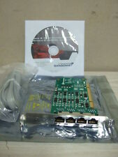Sangoma A108 T1/E1/J1 4 port Digital Card board Telephony