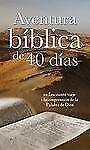 Aventura biblica de 40 dias: 40-Day Bible Adventure (Spanish Edition)-ExLibrary