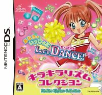USED Nintendo DS Kirakira Rhythm Collection DSi Enhanced 30011 JAPAN IMPORT