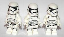 2016 Lego Star Wars 3 soldados de asalto Mini Figura De 75132