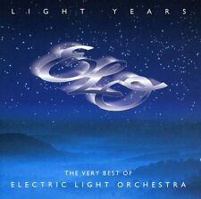 ELECTRIC LIGHT ORCHESTRA ELO LIGHT YEARS: VERY BEST OF 2 CD (GREATEST HITS)