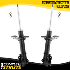 Front Bare Strut Assemblies Left & Right Pair for 1995-1999 Nissan Maxima