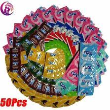 Condoms 50 Pcs Adult Large Oil Condom Smooth Lubricated Condoms For Men