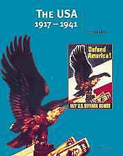 NEW BOOK The USA, 1917Ð1941 [Cambridge History Programme Key Stage 4] by Ian Cam