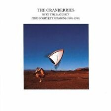 "THE CRANBERRIES ""bury the Hache-THE COMPLETE:..."" CD"