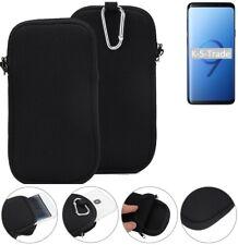 Neoprenhülle für Samsung Galaxy S9+ Duos Handysocke Schutzhülle Case Sleeve H