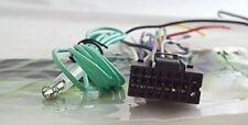 Wire Harness for Jvc Kd-R775S Kd-R970Bts Kw-V20Bt Kd-R570 Kd-R470 Kd-X33Mbs