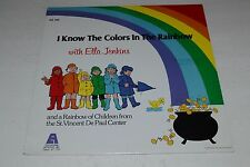 I Know The Colors In The Rainbow with Ella Jenkins~St. Vincent De Paul Center
