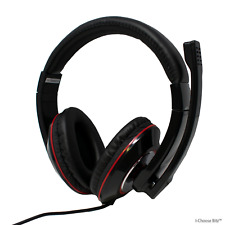 USB Computer Headset and Microphone for Laptop or computer Gembird MHS-U-001