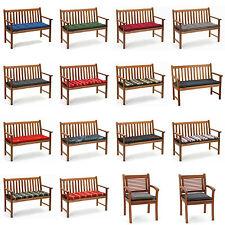 Bankauflagen Sitzkissen Kissen Auflagen für Gartenbank Bank Sessel Bankauflage