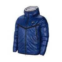 Nike Sportswear Synthetic-Fill Windrunner Repel Jacket Men's Blue Void Outwear