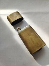 Antique Brass Lighter Trench Art WW1/ WW2