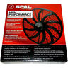 Spal 30102049 Puller Fan 16In High Performance Curved Blade Use W/ 30Amp 2024cfm