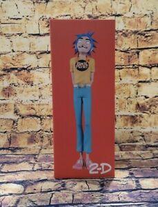 Superplastic X Gorillaz 2D Song Machine Vinyl Figure Toy Collectible~NEW~ON HAND