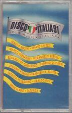 "COMPILATION AA.VV."" DISCO ITALIA 91 "" MUSICASSETTA SIGILLATA RICORDI"