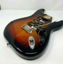 Fender American Standard Stratocaster Body Sunburst + Hardware USA 2015