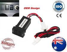 Toyota Land Cruiser Prado LC 150 Dual Port USB 12v 24v Charger OEM Switch Design