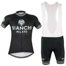 Bianchi Cycling Jersey & Trouser/Short Sets
