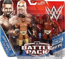 DARREN YOUNG & TITUS O'NEILL BATTLE PACK 39 WWE MATTEL ACTION FIGURE - IN STOCK