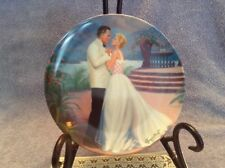 "Knowles 1987 South Pacific, ""Some Enchanted Evening"" #9371A Collector Plate"