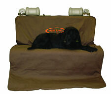 Mud River Two Barrel Double Seat Cover Brown Size XL Truck Dog Protection New!