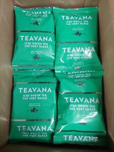 Starbucks Teavana Iced Green Tea Mint Citrus, Case of 36 Filter packs, BB 5/2021