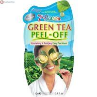 HM Montagne Jeunesse Peel Off Masque, Green Tea - 0.3 Oz